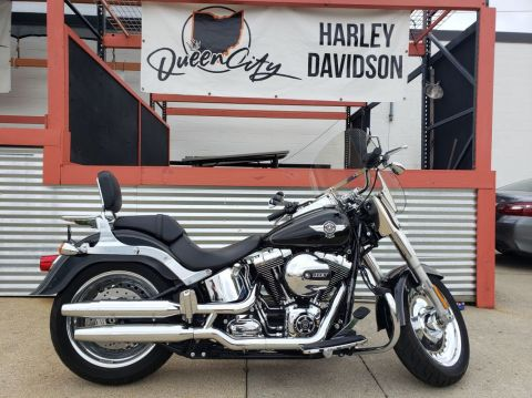 2016 Harley-Davidson Fat Boy